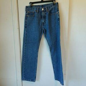 Levis 505 jeans sz 30x 30